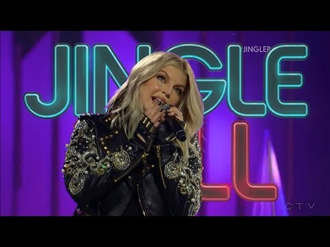 Fergie  Big Girls Dont Cry  at Jingle Ball North 2017 HD