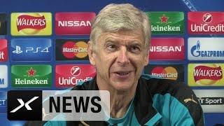 Arsene Wenger über FCB: