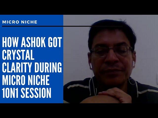 ashok goyal testimonials