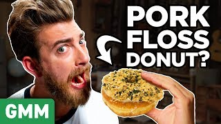 Download International Dunkin Donuts Taste Test Mp3 and Videos