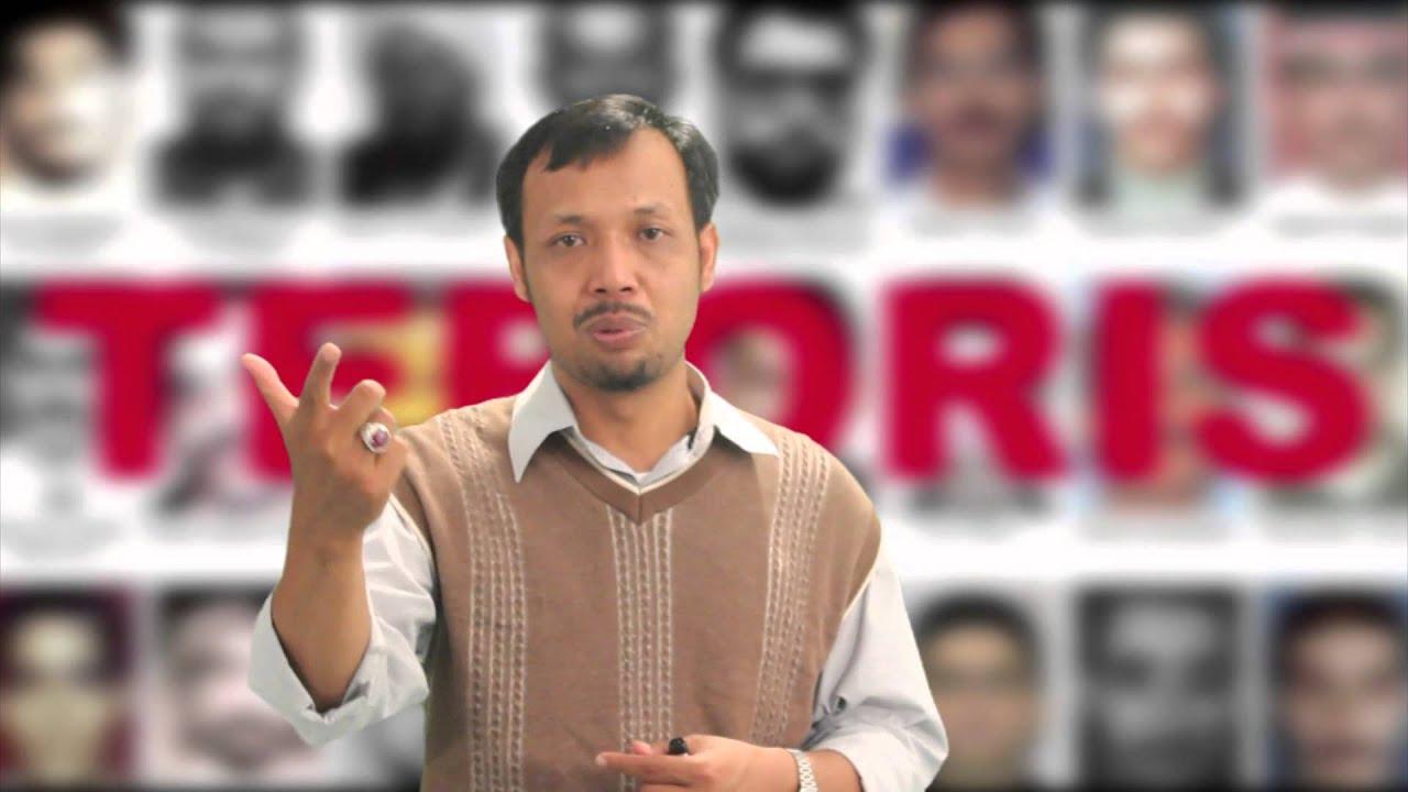 Terorisme-Kesalahan Paradigma Densus 88 dan BNPT, with Harits Abu Ulya/CIIA (full version)