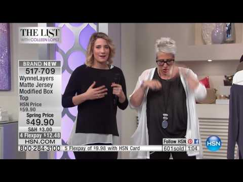 HSN | The List with Colleen Lopez 03.23.2017 - 10 PM