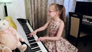 Скачать ALEKSEEV ЧУВСТВУЮ ДУШОЙ Piano Cover Виктория Викторовна 8 лет