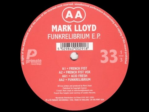 Mark Lloyd - Acid Fresh