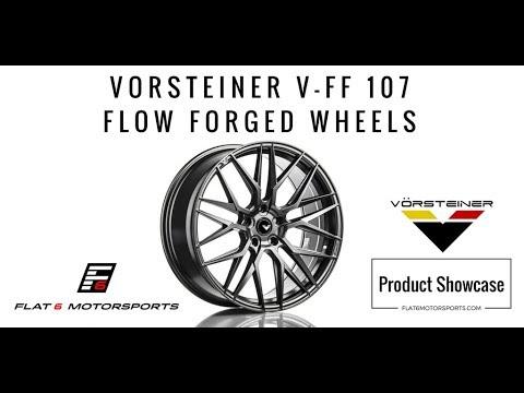 Vorsteiner V-FF 107 Flow Forged Wheels