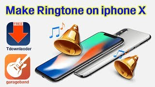 How to make customize ringtone on iphone X (support all iphone & IOS)