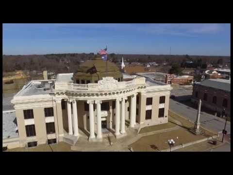 Union County South Carolina Courthouse 2017