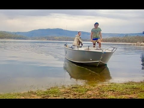 Operation Trout: 2 Blokes And A Boat