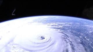 NASA Satellite Hurricane Florence from Space churning monster