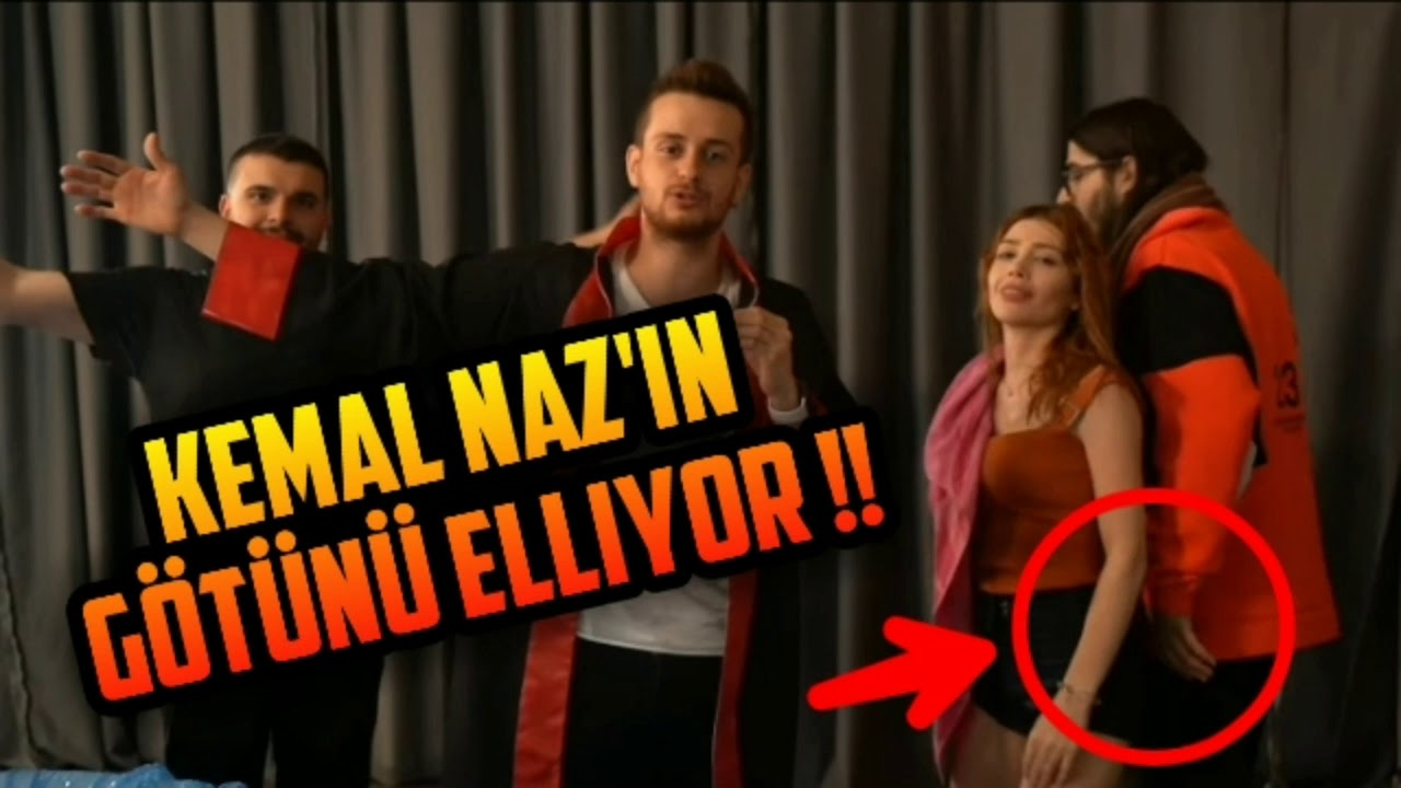 Kendine Müzisyen (Kemal) Naz Frambuaz'ın Götünü Elliyor FULL HDR İzle !!!