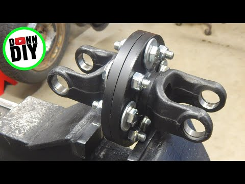 Axle Dampers - Tracked Amphibious Vehicle Build Ep. 9