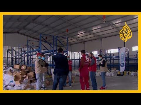 في مواجهة كورونا.. المجتمع المدني بتونس ينشط لمساعدة المحتاجين  - نشر قبل 18 ساعة