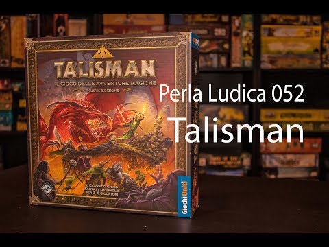 Perla Ludica 052 - Talisman