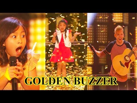 TOP 3 Golden Buzzer Judge Cuts America's Got Talent 2017