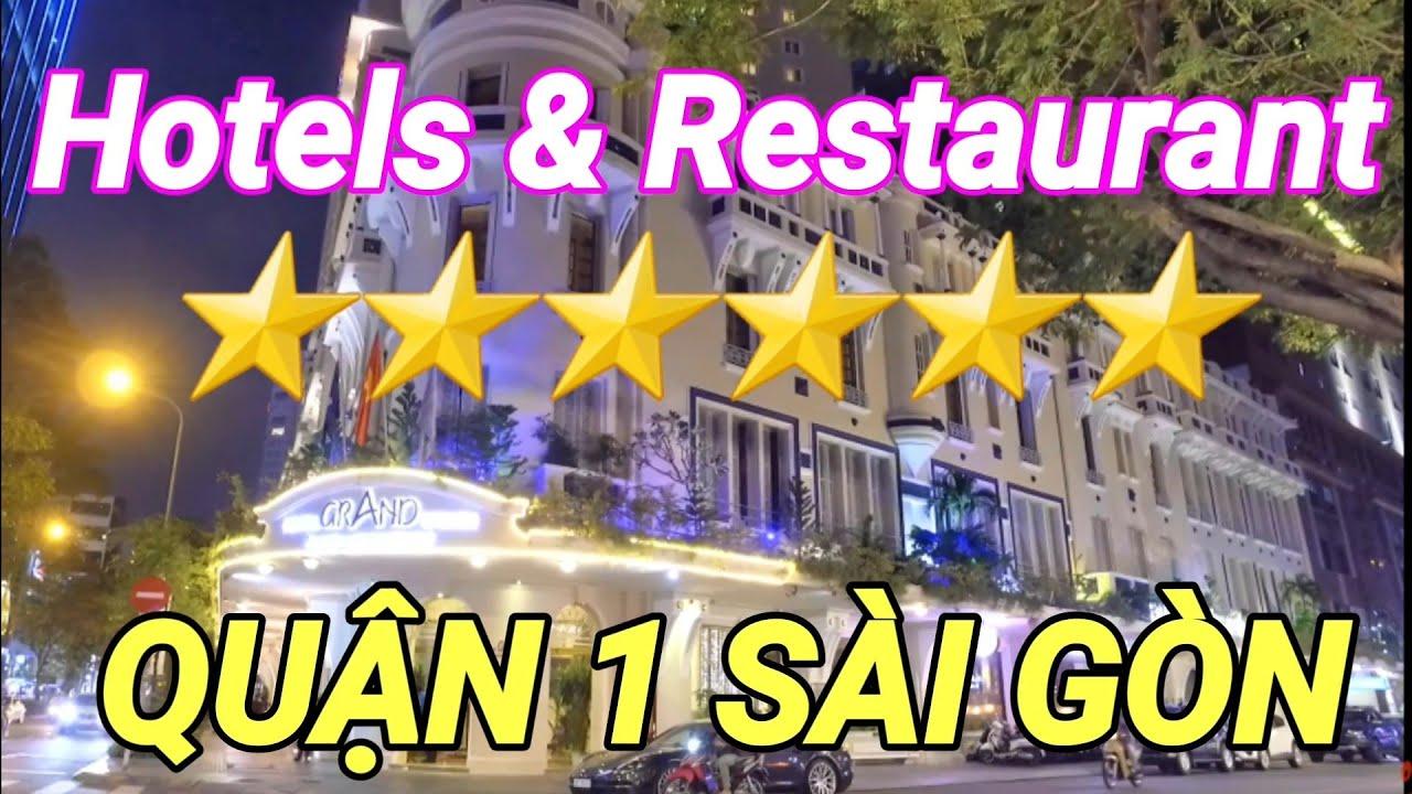 Đường Tự Do (Đồng Khởi) Quận 1 với Nhiều Khách Sạn 5 Sao và 6 Sao Đẹp nhất Sài Gòn