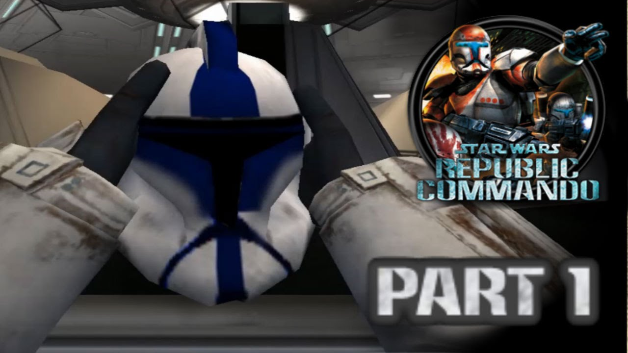 Скачать моды star wars republic commando