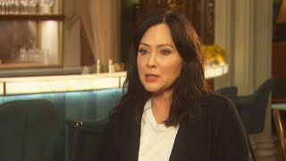 Shannen Doherty and 90210 Cast Open Up About How Revival Series Honors Luke Perry (Exclusive)