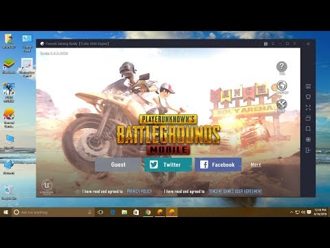 How To Download PUBG Mobile Official Emulator For PC - Tencent Gaming Buddy
