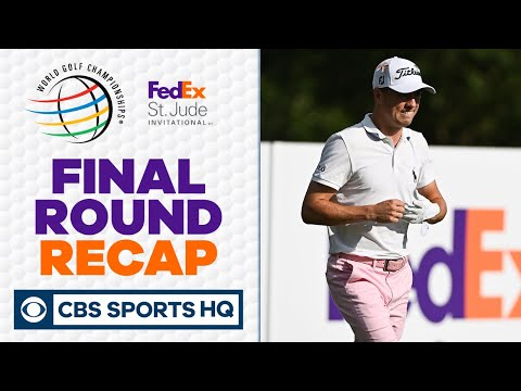 WGC-FedEx St. Jude Invitational: Justin Thomas outlasts Brooks Koepka for victory | CBS Sports HQ