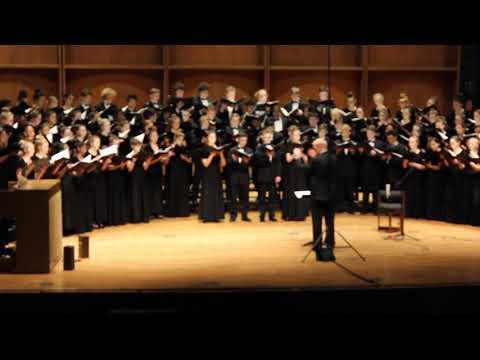YPAS Concert Mozart Vespers 5-15-18 pt. 1