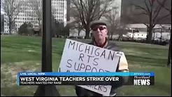 Hartland News, KFVS (CBS) - Reporting on West Virginia Teacher Strike