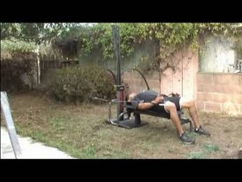 How to Do Bowflex Exercises : Lat Pull Down Exercises Using Bowflex System