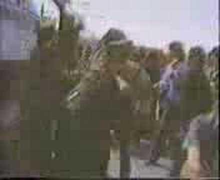 Tiananmen Massacre April-June 1989