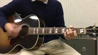 斉藤和義「オートリバース〜最後の恋〜」弾き語りカバー by Daddy