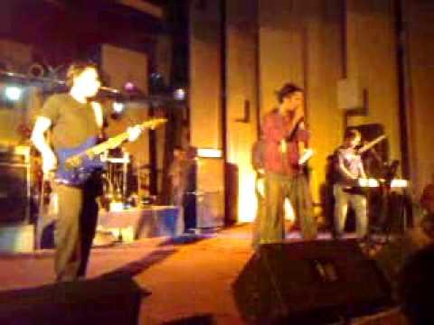 bullet kingba kobita-shironaanhin satge performance at Civil festival 09,BUET