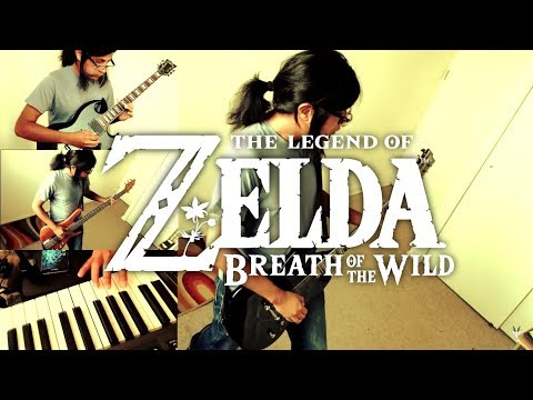 TLOZ: Breath of the Wild - Battle Guardian [REMIX]
