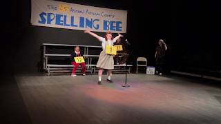 MMP 25th Annual Putnam County Spelling Bee - I Speak Six Languages