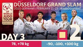 Düsseldorf Grand Slam 2020 - Day 3: Tatami 2