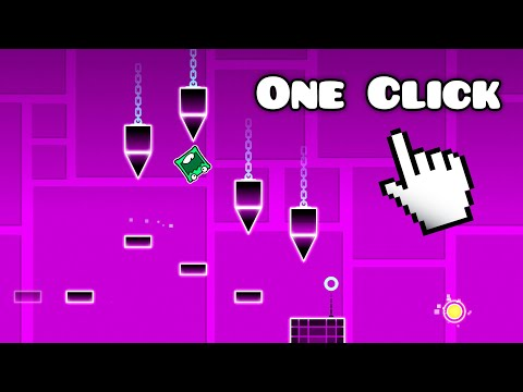 Can't Let Go But Only 1 Click L Geometry Dash 2.11