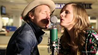 "Live in the Star studio: Whitehorse, ""Tame as the Wild Ones"""