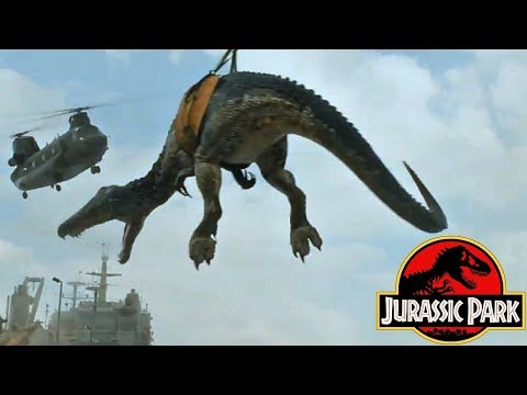InGen's List: The Baryonyx Of Jurassic World