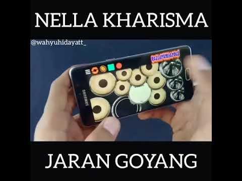 Nella Kharisma - Jaran Goyang Cover Kendang (Mod Real Drum)