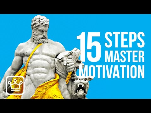 15 Steps to Master SELF-MOTIVATION