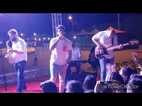 Festival Marc Hatem Singer Roumieh Lebanon Friday May 18, 2018