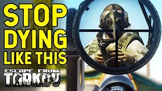 How To Die Less When Questing In Tarkov! - Beyond The Grave