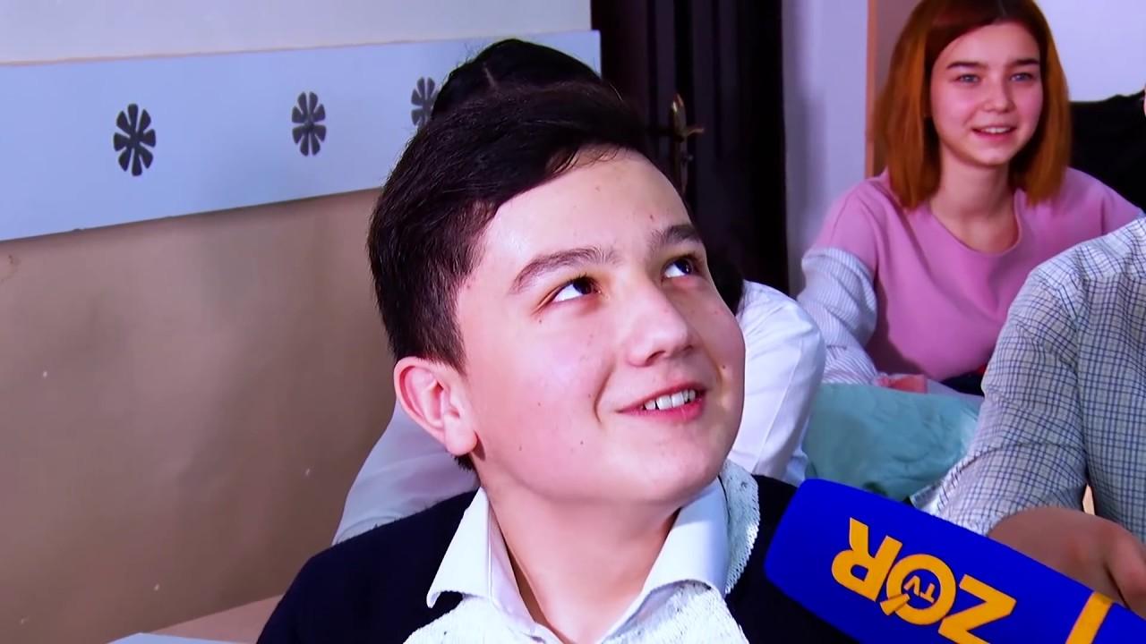 Orzuga Ishon 35-son ZO'R TV ga ishga kirgan bolakay (21.02.2019)