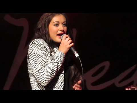 Ebony day - Best song ever (one direction cover) - London 02 academy islington  25/1/2014