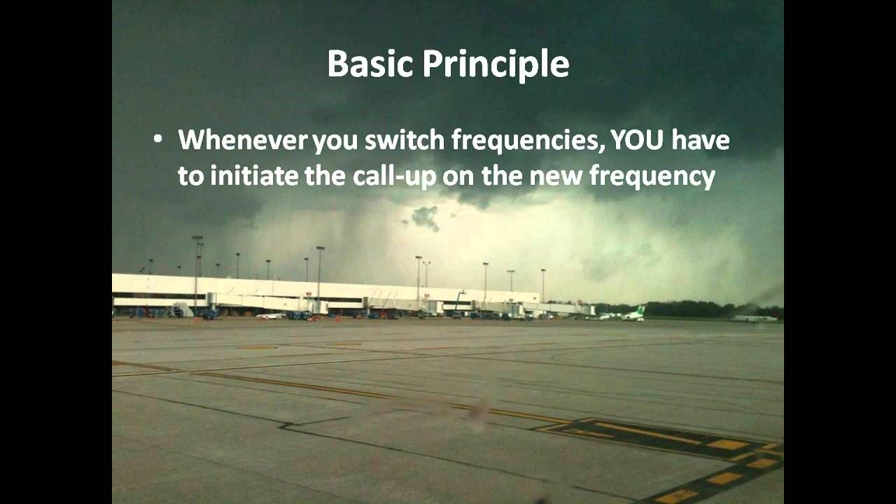 Flight Simulator Lesson 6: Air Traffic Control (part 1 of 2)