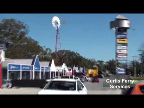 Gladstone City in Queensland, Australia Video - Tour & Vacations