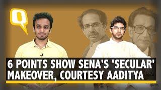 'Secular' Sena: Aaditya Giving Shiv Sena a Progressive Makeover? | The Quint