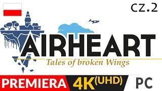 AIRHEART Tales of broken Wings PL  (cz.2 z 2)  Boss, nowy biom i modyfikacje oraz urok rouglike
