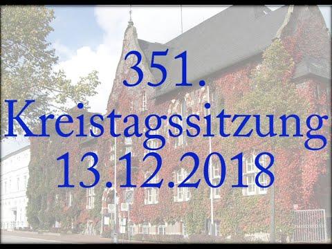Kreis Steinburg - Kreistagssitzung 13 12 2018