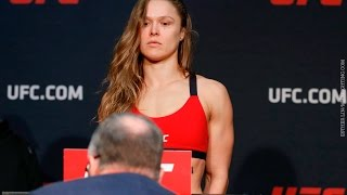 UFC 207 Weigh-Ins: Ronda Rousey Makes Weight