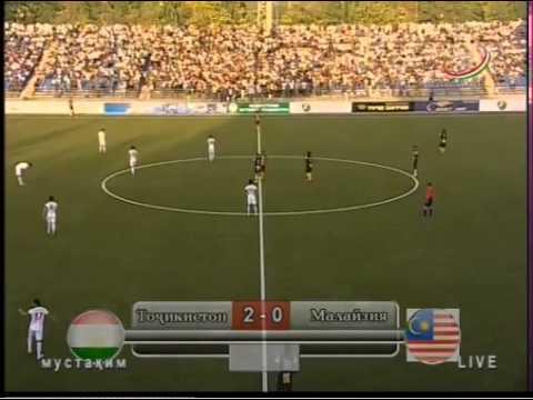 Scnd Gol Tajikistan vs Malaysia
