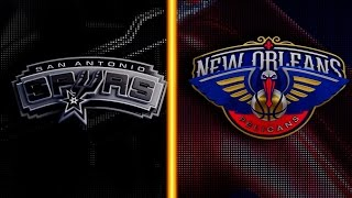 JR. NBA: Moscow Школа 7 (NO Pelicans) vs Школа 2083 (SA Spurs)