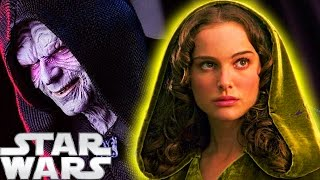 Did Palpatine REALLY Know How To Save Padme from Death? Star Wars Explained